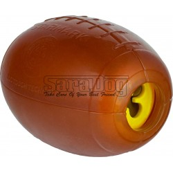 Starmark treat dispensing football large
