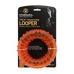 Starmark Treat Dispensing Looper