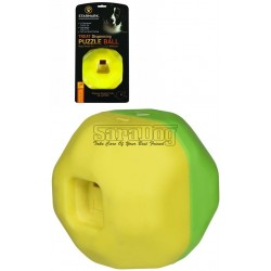 Jucarie interactiva Starmark Treat Dispensing Puzzle Ball