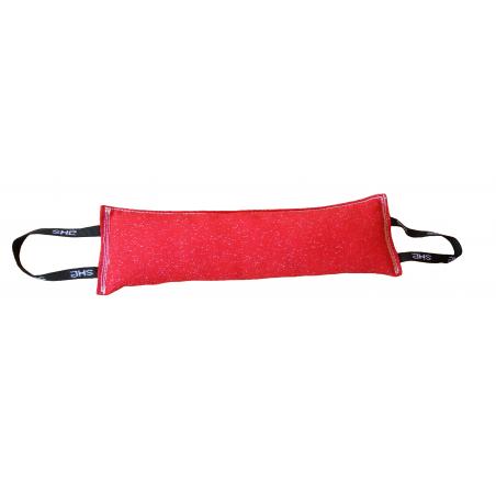 Saculet de muscatura ( tug ) pentru dresaj canin , din material francez