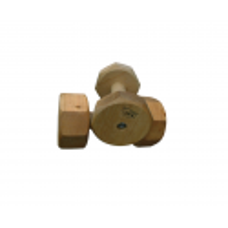 Aport din lemn ( IPO ) , pentru dresaj canin
