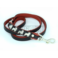 Lesa piele naturala Luxury French Bulldog