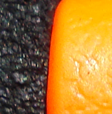 Negru - Portocaliu Neon